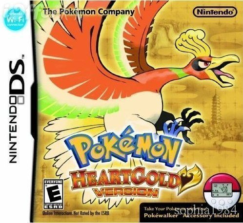4787 - Pokemon - HeartGold Version